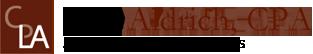 Lisa Aldrich, CPA logo